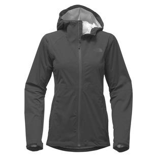 Allproof - Manteau à capuchon pour femme