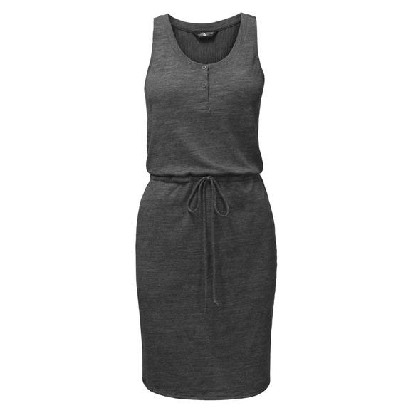Sand Scape - Women's Sleeveless Dress