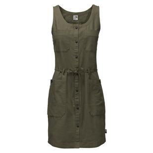 Sandy Shores - Women's Sleeveless Dress