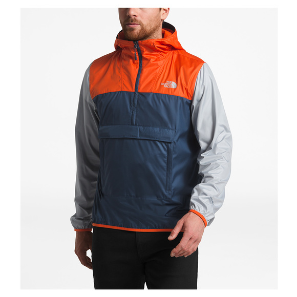 ef1941f564e THE NORTH FACE Fanorak - Men's Hooded Jacket | Sports Experts