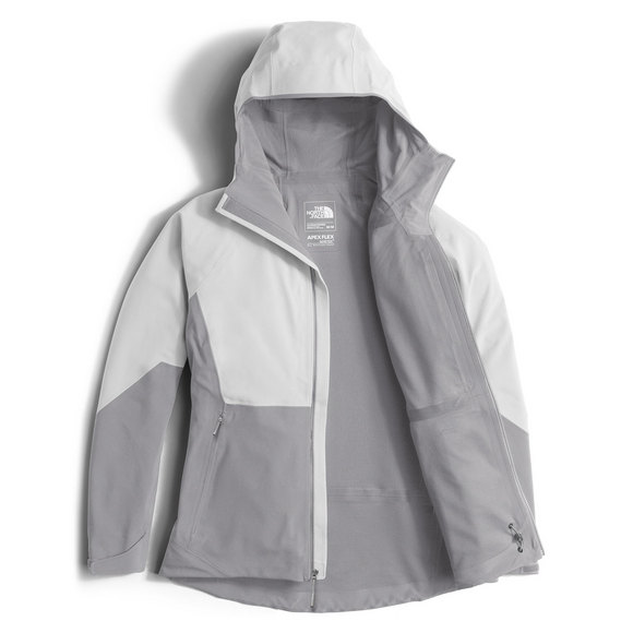 dc8dc7e62596 THE NORTH FACE Apex Flex GTX 2.0 - Women s Hooded Rain Jacket ...
