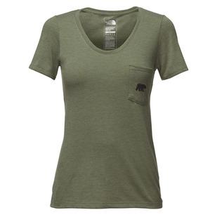 Tri-Blend - T-shirt pour femme