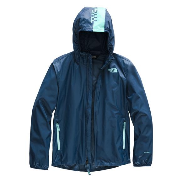 Flurry Y - Junior Hooded Jacket