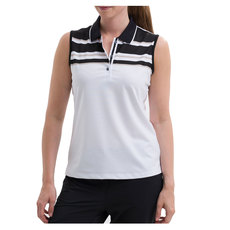 Paris - Women's Golf Sleeveless Polo