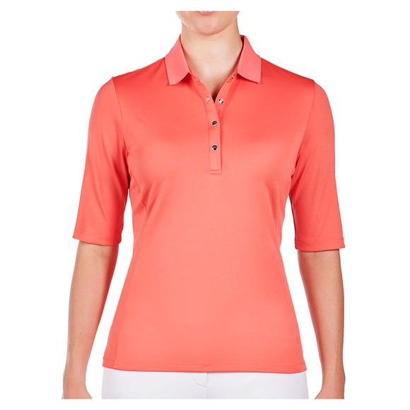 Nina - Polo de golf pour femme