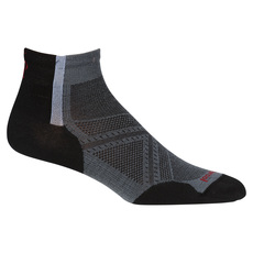 PhD Run Light Elite Micro - Men's Running Half-cushioned Ankle Socks