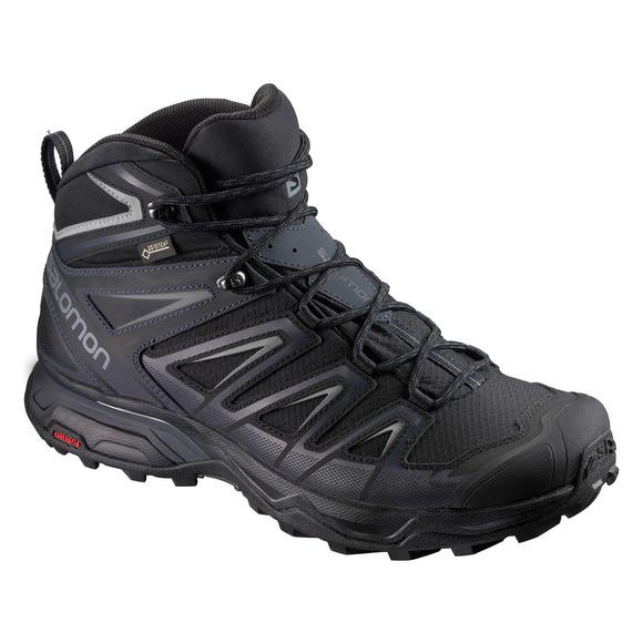 X Ultra 3 Mid GTX (Pointures larges) - Bottes de randonnée pour homme