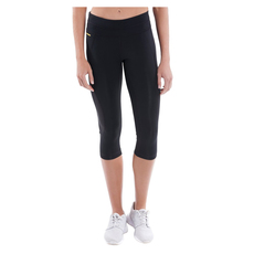 Run - Women's Fitted Capri Pants