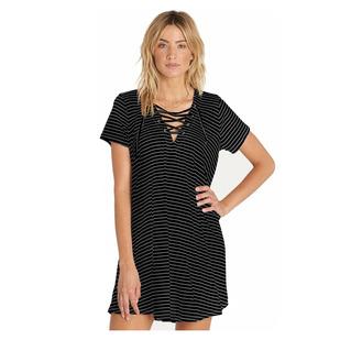 Long Ago - Robe T-shirt pour femme