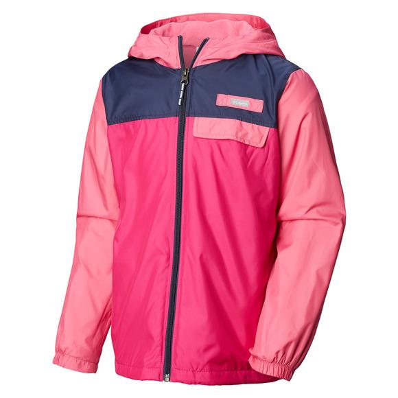 Mountain Side - Manteau de pluie pour junior