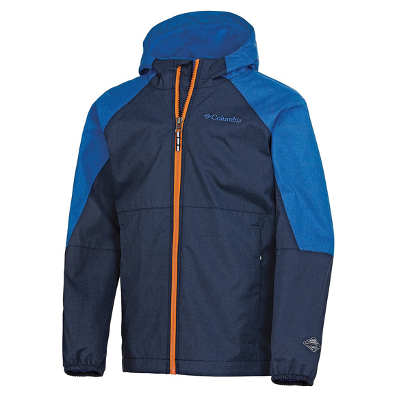 Endless Explorer - Boys' Rain Jacket