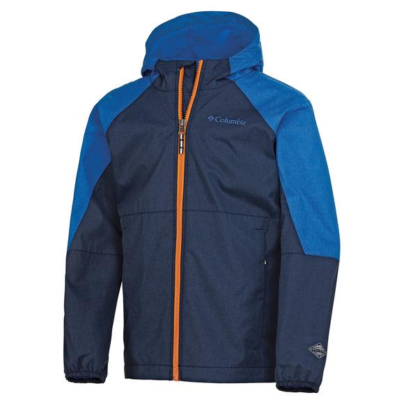 3072023da48a COLUMBIA Endless Explorer - Boys  Rain Jacket
