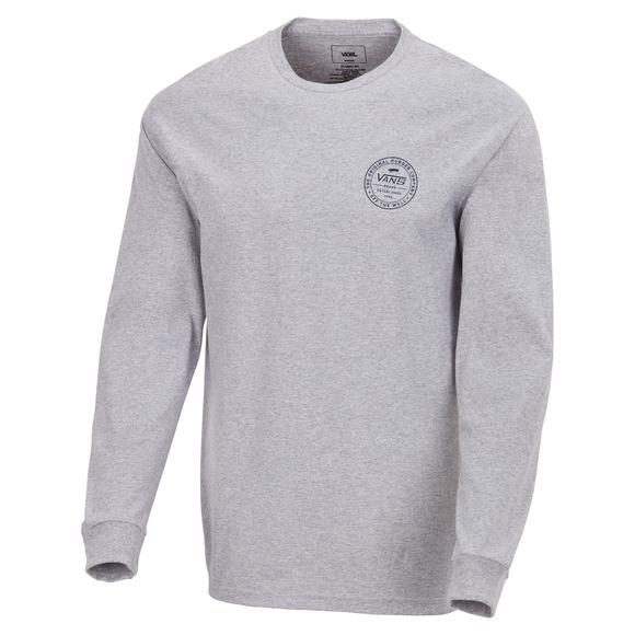 Established 66 - Men's Long-Sleeved-Shirt