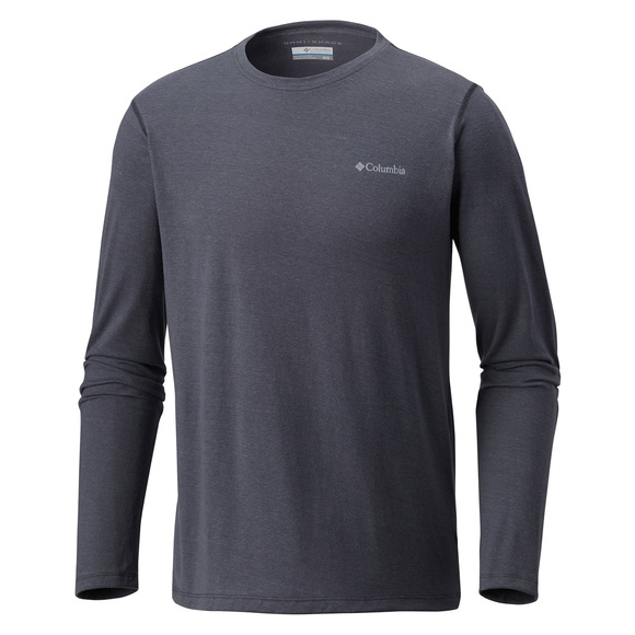 Solar Shield - Men's Long-Sleeved-Shirt