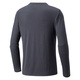 Solar Shield - Men's Long-Sleeved-Shirt  - 1