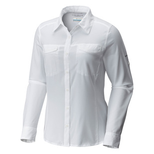 Silver Ridge Lite (Plus Size) - Women's Long-Sleeved Shirt