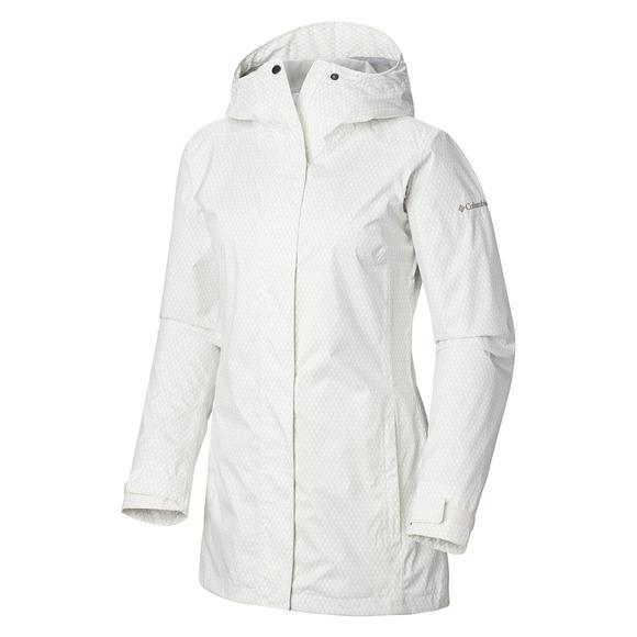 Splash A Little II - Manteau imperméable pour femme