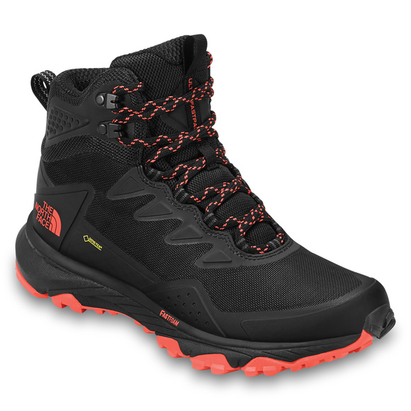 03263a392b2 THE NORTH FACE Ultra Fastpack III Mid GTX - Women's Hiking Boots