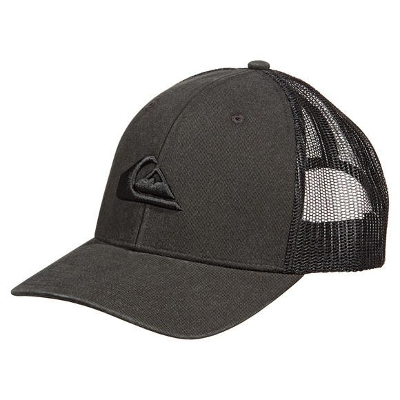 get cheap 7e6f5 47ee2 QUIKSILVER Grounder Trucker - Men s Adjustable Cap   Sports Experts