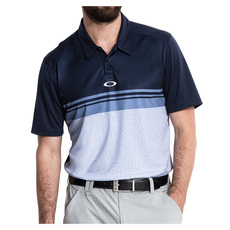 Color Block Take - Polo de golf pour homme