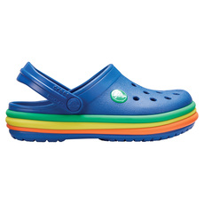 CB Rainbow Band Jr - Kids' Casual Clogs