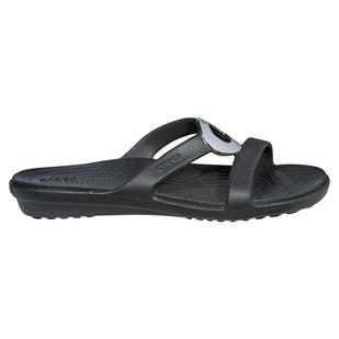 Sanrah Hammered Met - Women's Sandals