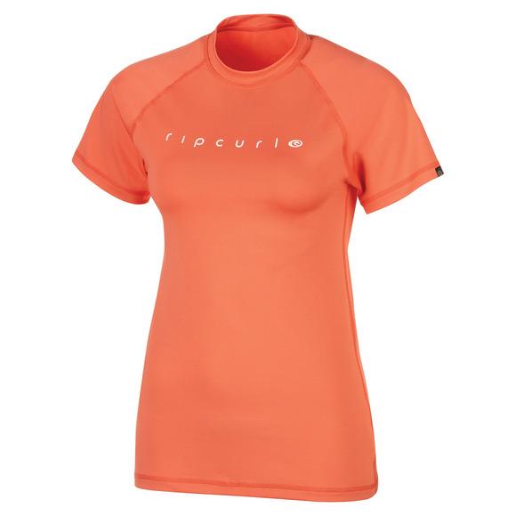 Sunny Rays - T-shirt de plage pour femme