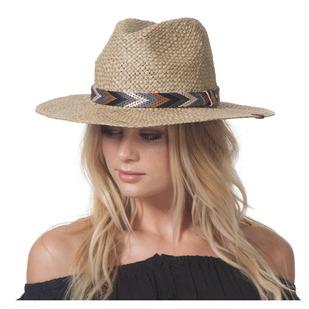 Black Sands - Chapeau panama pour femme