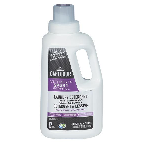 Captodor - Détergent à lessive (900 ml)