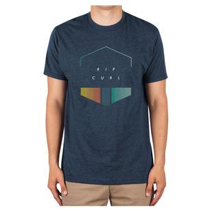 MF Elevate Mock Twist - T-shirt pour homme