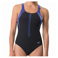 Power Plus - Women's Aquafitness One-Piece Swimsuit