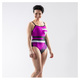 Racing Rebel Drill - Women's One-Piece Training Swimsuit    - 2