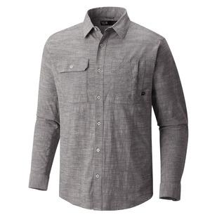 Outpost - Men's Long-Sleeved Shirt
