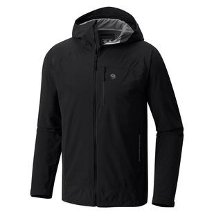 Stretch Ozonic - Men's Hooded Jacket