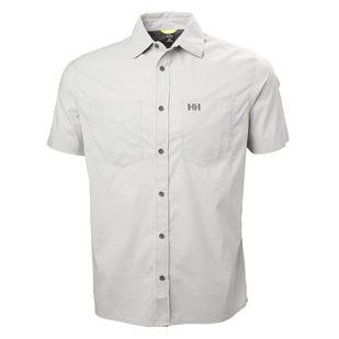 Domar - Men's Short-Sleeved Shirt