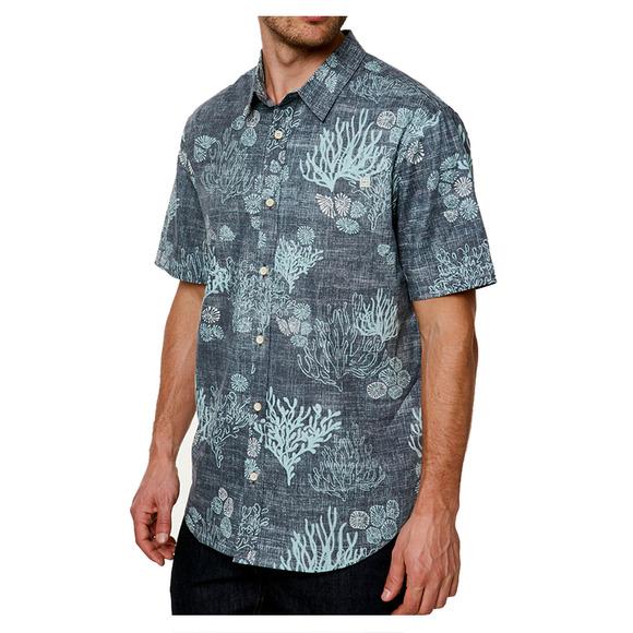 Reef -  Chemise à manches courtes pour homme