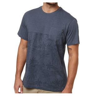 Crooked - T-shirt pour homme