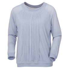 Sheer Escape - Women's Long-Sleeved Shirt