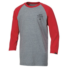 Stacked Rubber - Boys' 3/4-Sleeved Shirt