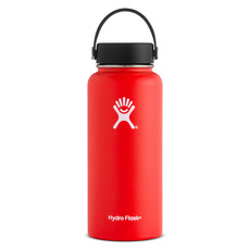 Hydration W32TS - Wide Mouth 18/8 Pro-Grade Stainless Steel Bottle