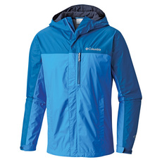 Pouring Adventure II - Men's Laminated Hooded Jacket