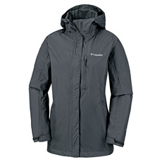 Pouring Adventure II - Women's Hooded Rain Jacket