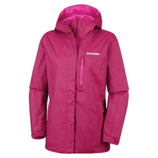 Pouring Adventure II - Women's Laminated Hooded Jacket
