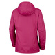 Pouring Adventure II - Women's Laminated Hooded Jacket  - 1