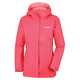 Pouring Adventure II - Women's Laminated Hooded Jacket  - 0