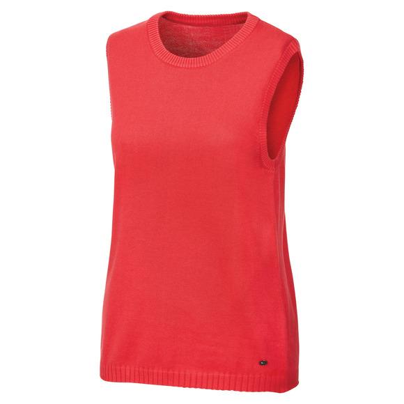 Pearl - Women's Golf Sleeveless Shirt