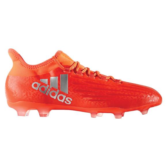 X16.2 FG - Chaussures de soccer pour adulte