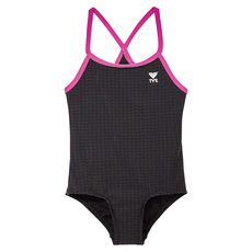 Diamondfit Bravo - Girls' One-Piece Swimsuit
