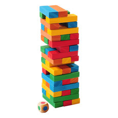 Backpack Tumbling Tower