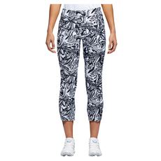Printed Pull-On - Women's Golf Pants